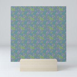 Plant samples Mini Art Print