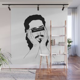 leave me malone Wall Mural