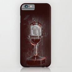 DARK MICROPHONE iPhone 6s Slim Case