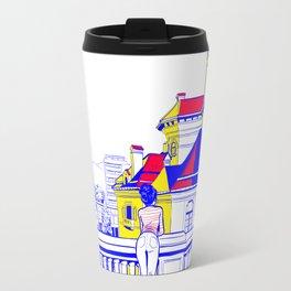 Romania Travel Mug