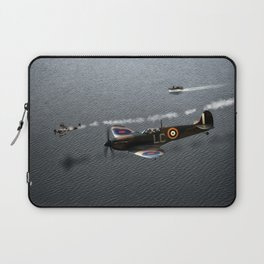 Down In The Channel Laptop Sleeve