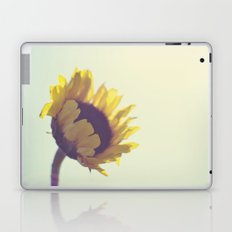 Sunny Sunflower Laptop & iPad Skin