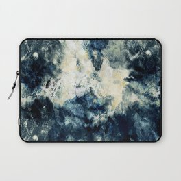 Drowning in Waves Texture Laptop Sleeve