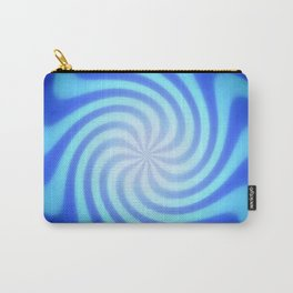 Blue illusion Carry-All Pouch