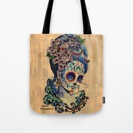 Marie de los Muertos Tote Bag