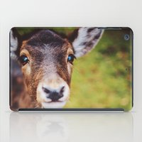 bambi iPad Cases featuring Bambi by Bildersommer