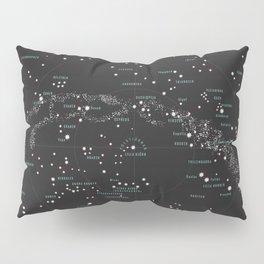 Norra Stjärnhimlen Pillow Sham