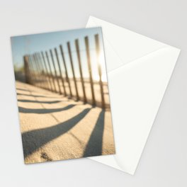 Beach Sunlight Stationery Cards