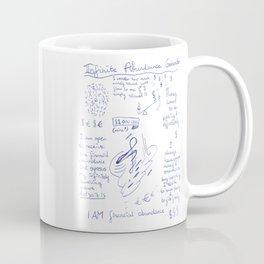 Infinite Abundance Generator Coffee Mug
