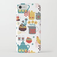 kitchen iPhone & iPod Cases featuring Kitchen by Kathrin Legg