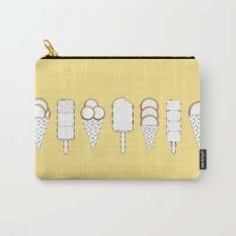 Ice Creams Carry-All Pouch