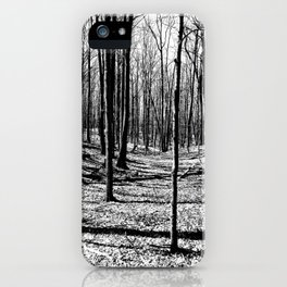 Before the Leaves iPhone Case