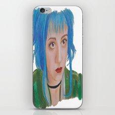 Ramona Flowers iPhone & iPod Skin