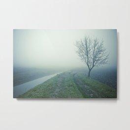 fog #2 Metal Print