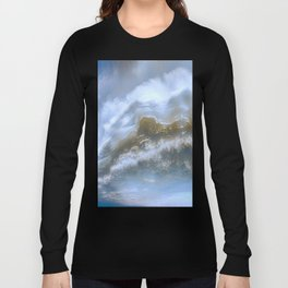 Mile High Plains Colorado Long Sleeve T-shirt
