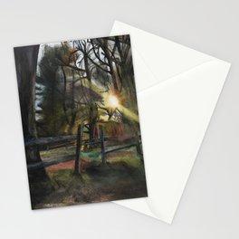 Autumnal Sunset Stationery Cards