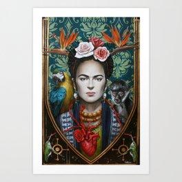 Frida Kunstdrucke