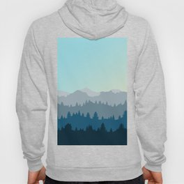 Face This Mountain (No Text) Hoody