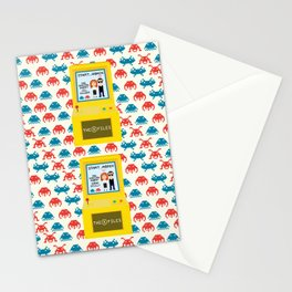 I want to believe ... again!  Stationery Cards