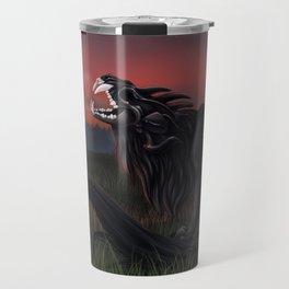 Macabre beast Travel Mug