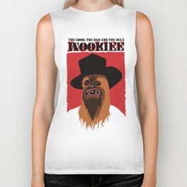 The Good, The Bad and The Ugly Wookie Biker Tank