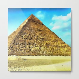 Massive Volume Metal Print