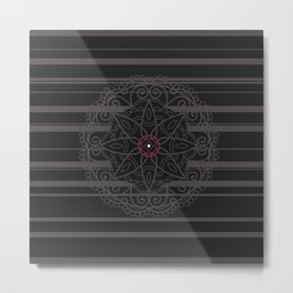 Modern Mystic - Series a - Model 2 Metal Print