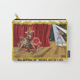 BURLESQUE Carry-All Pouch