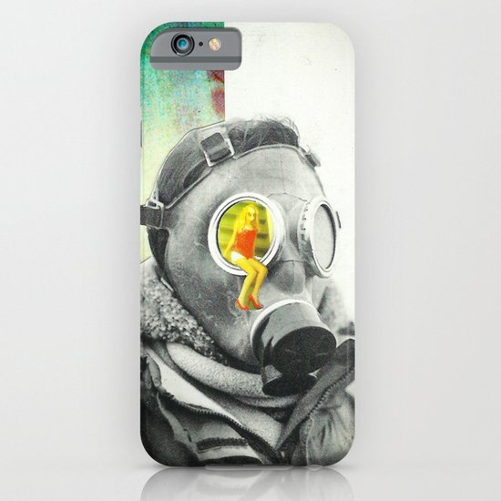 Lung Blood iPhone & iPod Case