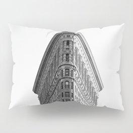 Flatiron Black and White NYC Pillow Sham