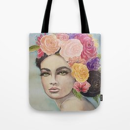 Flower Power by Andrea Tote Bag