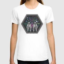 Welcome, Traveler T-shirt