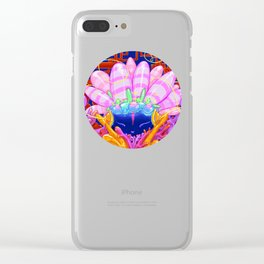 Superhuman Clear iPhone Case