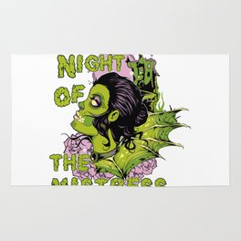 Night of the mistress Rug