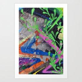 Color Entropy III Art Print