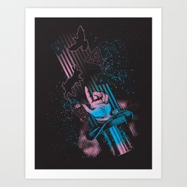 Magic Allusion Art Print