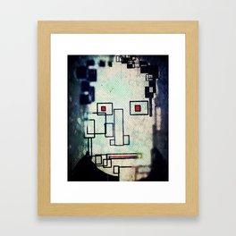 Millenial Guy / Chico del Siglo Framed Art Print
