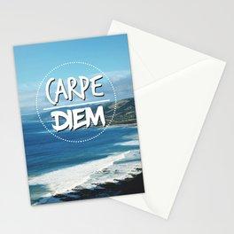 Carpe Diem Tropical Paradise Stationery Cards