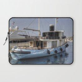 Lutteur Motor Yacht Laptop Sleeve
