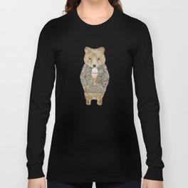 sundae bear Long Sleeve T-shirt