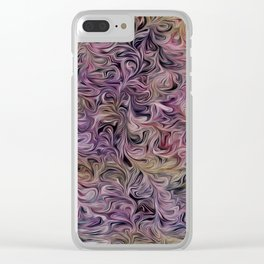 Cloves Clear iPhone Case