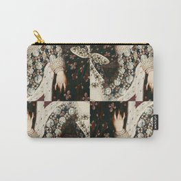 Hand of Mary Medici Carry-All Pouch
