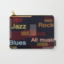 ALL MUSIC Carry-All Pouch