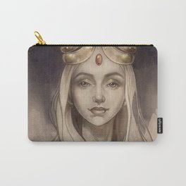 Zodiac Capricorn Carry-All Pouch