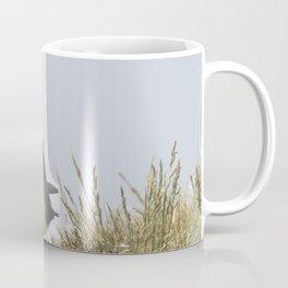 The shy puffin Coffee Mug
