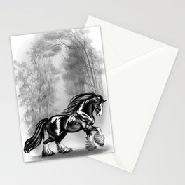 Black Shire Stationery Cards