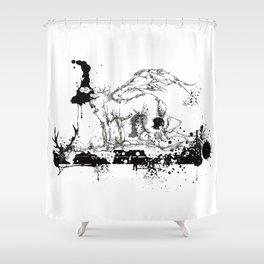 DAM Shower Curtain