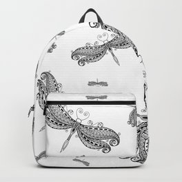 Dragonfly dreams Backpack