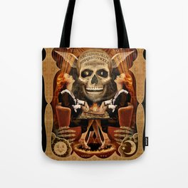 Ouija Twins Tote Bag