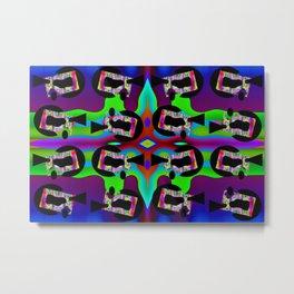 Colorandblack series 1472 Metal Print